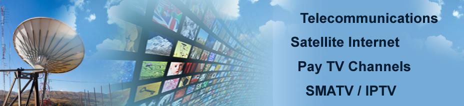 Wafa - Satellite Broadband, SMATV, CATV Provider