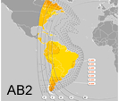 Atlantic Bird AB2 - Ku Band Satellite - At 8° West