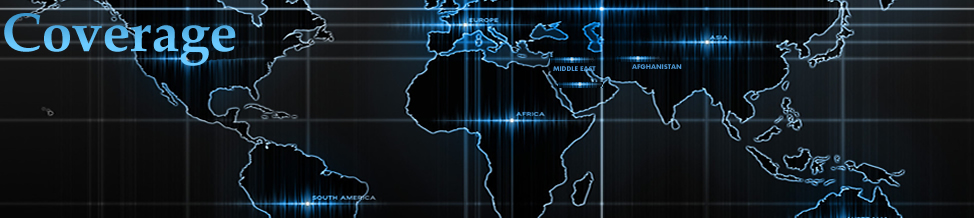 Wafa's Worldwide Satellite Internet Coverage Details over Africa, Afghanistan, South America, Libya, Iraq & Middle East